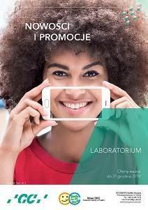 [GC] Nowości i promocje LABORATORIUM wrzesień - grudzień 2019