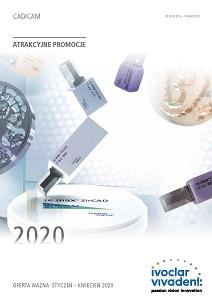 [Ivoclar Vivadent] CAD/CAM styczeń - kwiecień 2020