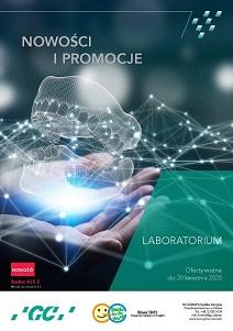 [GC] Nowości i promocje LABORATORIUM styczeń - kwiecień 2020