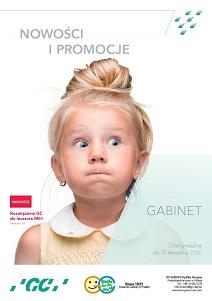 [GC] Nowości i promocje GABINET styczeń - czerwiec 2020