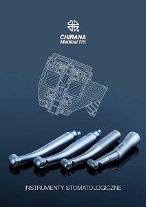 Chirana Medical - Katalog instrumentów stomatologicznych