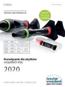 [Ivoclar Vivadent] Promocje Clinical kwiecień - czerwiec 2020