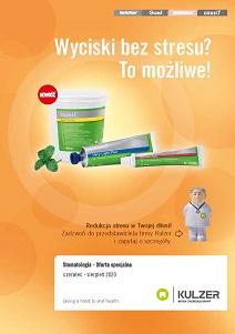 [Kulzer] Stomatologia oferta specjalna czerwiec - sierpień 2020