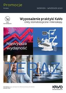 [KaVo] Promocje sierpień - wrzesień 2020