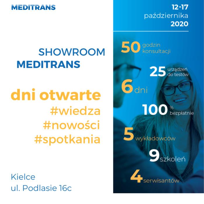 Dni Otwarte w Showroomie MEDITRANS