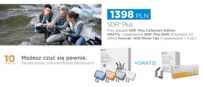 SDR Plus – Promocja
