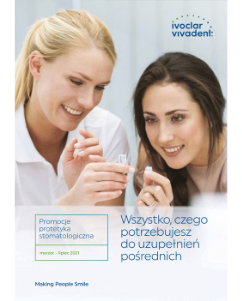 [Ivoclar Vivadent] Promocje protetyka stomatologiczna marzec - lipiec 2021