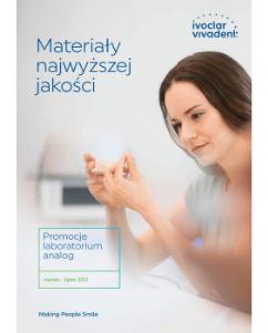 [Ivoclar Vivadent] Promocje laboratorium analog marzec - lipiec 2021