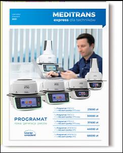 Meditrans Express dla Techników czerwiec - sierpień 2021