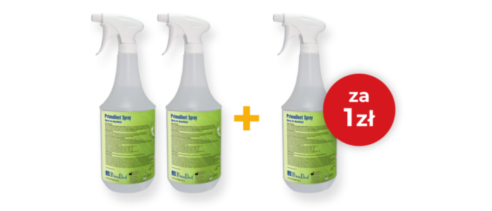 PrimaDent Spray – Floral 2+1