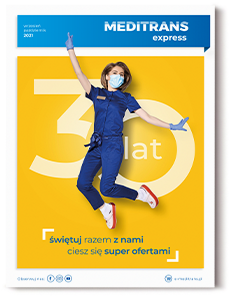 Meditrans Express wrzesień - październik 2021